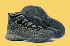 adidas Crazy Explosive 2017 BY4470 Black Grey