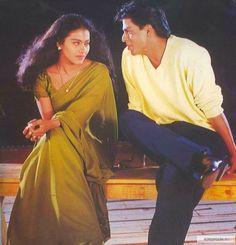 Kajol & Shah Rukh Khan - Kuch Kuch Hota Hai