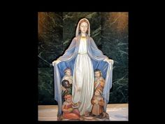 † The Complete Latin Rosary in Gregorian Chant - (Latin Rosarii) - YouTube