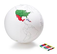 Color The Earth | 29 Brilliant Kids Products You Need In Your Life