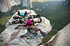 El Cap, Yosemite, CA - Apparently I REALLY need to go to yosemite...