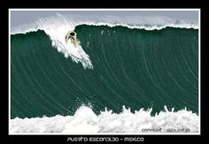 Puerto Escondido by GicaArtes, via Flickr