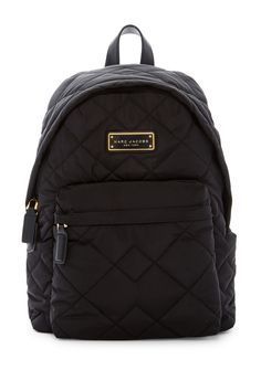 Marc Jacobs | Nylon Black Backpack