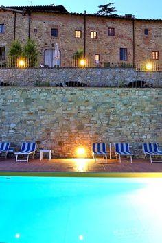 Country Relais Villa L'Olmoin Tuscany.  Impruneta, Italy