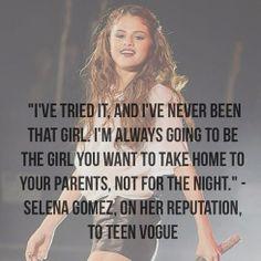 Selena Gomez is amazing Reality Quotes, Mood Quotes, Girl Quotes, Moment Quotes, Queen Quotes, Jonas Brothers, Sabrina Carpenter, Nina Dobrev, Lyric Quotes