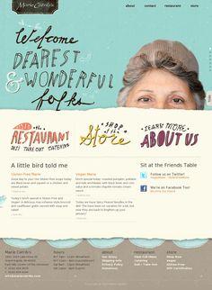 #webdesign #restaurant