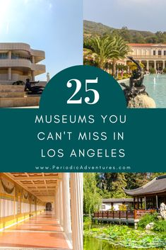 A Local's Guide to Los Angeles Museums Here's my local's guide to Los Angeles museums of 25 that you can't miss! Some of them include Griffith Observatory, the Getty Center, and the California Science Center Museum Of Tolerance, Museum Of Death, Los Angeles Museum, Museums In Los Angeles, Butterfly Pavilion, American Firefighter, Grammy Museum, Art In The Age, African American Museum