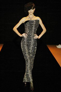 Fall 2005 Couture, Look 50