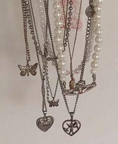 Grunge Jewelry, Funky Jewelry, Cute Jewelry, Jewelry Rings, Jewelry Accessories, Hippie Jewelry, Piercings, Bling, Accesorios Casual