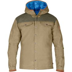 Køb Fjällräven Greenland No.1 Down Jacket fra Outnorth.