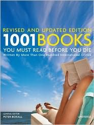 1001 Books.... List