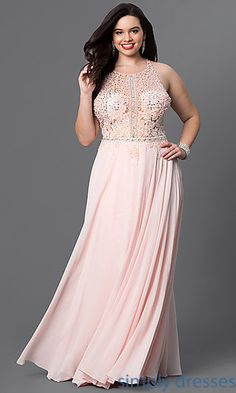 Plus Size Formal Prom Dresses, Evening Gowns   Plus Size Style ...