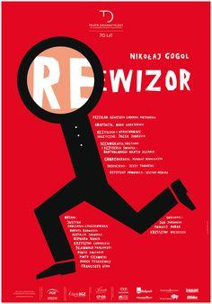 """""""Rewizor"""" Nikołaj Gogol, reż. Jacek Jabrzyk, premiera: 10 maja 2014 r., więcej informacji: http://dramatyczny.pl/spektakl/rewizor/"""