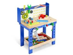 Shop Infantastic Children's Work Bench with Tools Play Set Kids Toy Workshop Accessories. Free delivery and returns on eligible orders of or more. Toy Corner, Toy Workshop, Carpenter Work, Tool Bench, Wooden Baby Toys, Shops, Buy Toys, Wood Tools, Creative Play