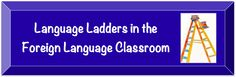 """Language Ladders are words or phrases that are linked together because of a common function or meaning. For example, different words or phrases to express """"hello"""" or to answer an opinion question. These lists work in a similar way to Functional Chunks of Language, but in this case there is the element of variety and choice."""