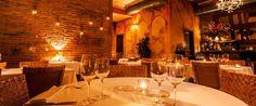 Restaurante Antigua - Comedor