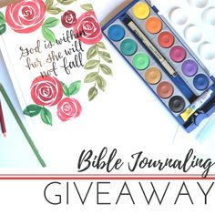 Bible Journaling Giv