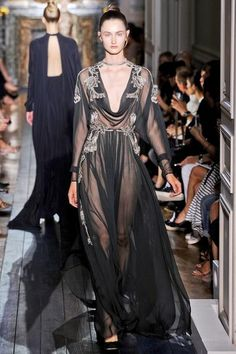 Valentino Fall 2012 Couture Collection - Fashion on TheCut