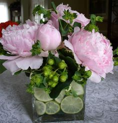 white peony and red roses flower centerpiece arrangements - Bing Images