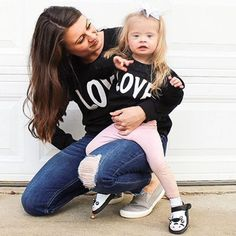Madison Clothing, Matching Family Outfits, Baby Outfits Newborn, Printed Sweatshirts, Mommy And Me, Latest Fashion For Women, 6 Years, Boy Fashion, Black Tops