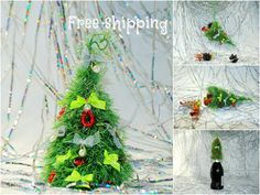 Christmas decoration Christmas stocking Christmas by syvenir3dnru