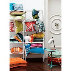 hancock white bookcase in office furniture cb2 cb2 office