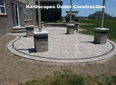 Hardscape Design & Projects | Landscape Design & Projects | Indianapolis, IN