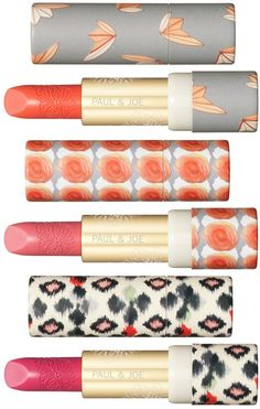 The prettiest lipsticks ever: http://rstyle.me/n/b5s4fbcd