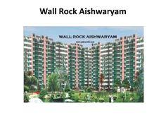 """""""Wall Rock Aishwaryam Sector 16 C Greater Noida"""" published by """"wellrockaishwaryam"""" on @edocr"""