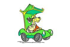 #35 The Phooeymobile!