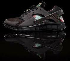 Nike Huarache black Streetball