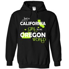 A CALIFONIA-OREGON girl Lime03 - T-Shirt, Hoodie, Sweatshirt