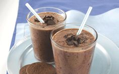 Contributing chef Pam Anderson blends this healthy makeover of a classic drink for a pre- or postrun treat.