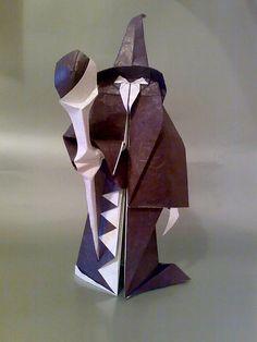 El arte del Origami: Mago de Hojyo Takashi