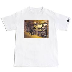 215e11682 Ephin x HD Visions Collab T-shirt - White – Ephin Lifestyle Holdings Corp.