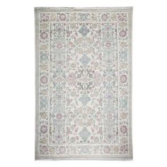 """Oushak Collection Oriental Rug, 5'10"""" x 8'6"""""""