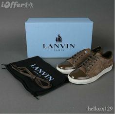 Lanvin sneaks - nice... Lanvin, Mens Fashion, Nice, Sneakers, Shoes, Moda Masculina, Tennis, Man Fashion, Slippers