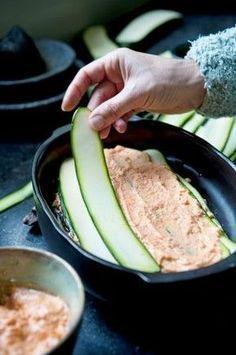 Pureed Food Recipes, Veggie Recipes, Vegetarian Recipes, Cooking Recipes, Healthy Recipes, Veggie Lasagne, Zucchini Lasagna, No Cook Meals, Healthy Cooking