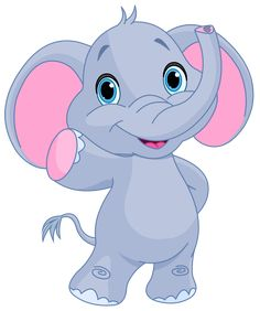 Baby elephant white elephant clip art hostted in baby elephant clipart png collection - ClipartXtras