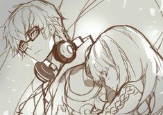 Immagine di anime, anime girl, and Mc