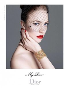 My Dior Jewelry Spring 2012 Campaign photo