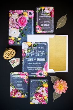 Creative   Customizable Wedding Stationery from Shutterfly - photo by Photos by Heart http://ruffledblog.com/creative-customizable-wedding-stationery-from-shutterfly