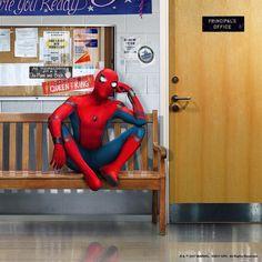 Spider-Man Homecoming promo image