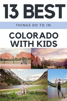 Colorado has an endless amount of activities to do as a family! We have listed o. - Colorado has an endless amount of activities to do as a family! We have listed our top 13 best act - Family Vacation Destinations, Vacation Spots, Vacation Ideas, Cruise Vacation, Disney Cruise, Travel Destinations, Cruise Tips, Mexico Vacation, Texas Family Vacations