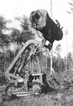 John HaroldOld Logging Pictures