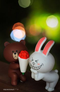 Brown and cony Brown Wallpaper, I Wallpaper, Cony Brown, Song Triplets, Brown Teddy Bear, Line Friends, Malm, Line Sticker, Emoticon