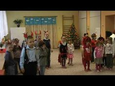 ▶ Vánoční besídka v MŠ 2009 1/4 - YouTube Youtube, Schoolgirl, Activities, Youtubers, Youtube Movies