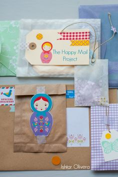 The Happy Mail Project Letter to Leslie ♥ | Ishtar Olivera