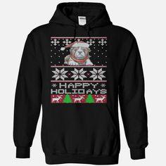 Bulldog Sweater, Order HERE ==> https://www.sunfrog.com/Holidays/Bulldog-Sweater-Black-Hoodie.html?id=41088 #bulldogs #bulldoglovers #christmasgifts #xmasgifts