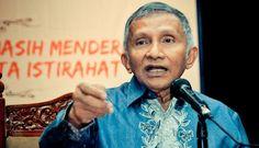 Fakta Persidangan Buktikan Amien Rais Tidak Terlibat Korupsi Alkes